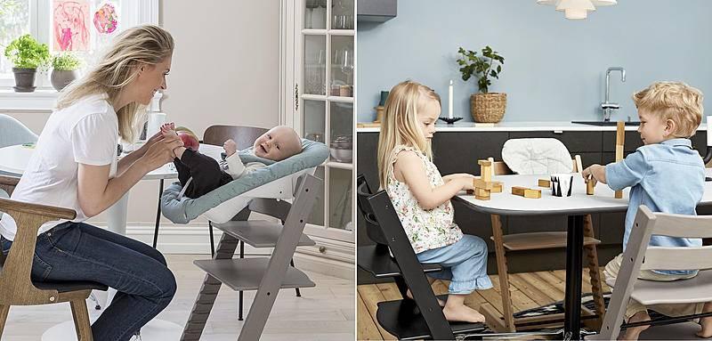 Растущий стул для ребенка: столы stokke, kid-fix и конек-горбунок, растущие вместе с ребенком