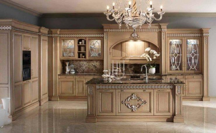 Кухонный гарнитур из дерева своими руками: 50 фото интерьеров, инструкция