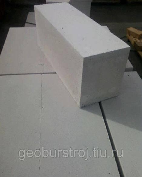 Калькулятор газобетонных и газосиликатных блоков