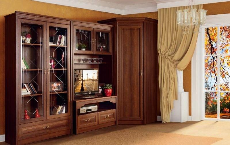 Шкаф-купе во всю стену в гостиную (61 фото): встроенный шкаф с телевизором внутри в интерьере, дизайн зеркального шкафа для зала