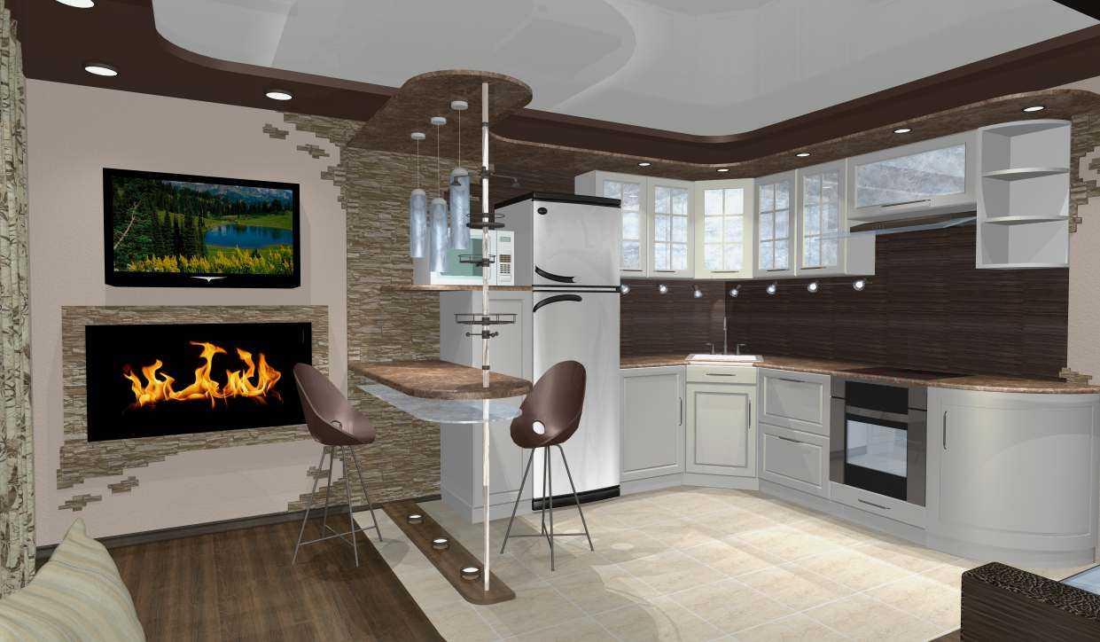 Кухня в стиле барокко - 74 фото идей стильного дизайна