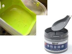 Краски на водной основе для разных поверхностей