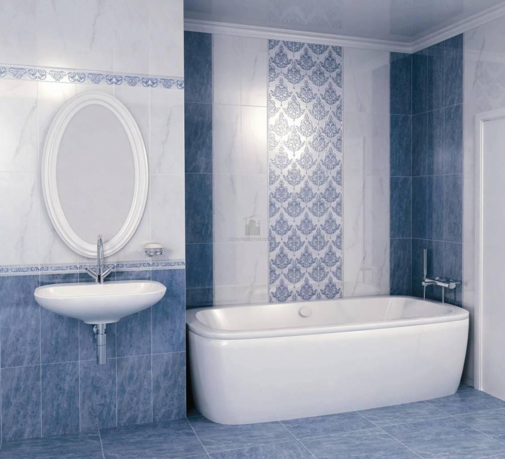 Плитка керама марацци в интерьере ванной, особенности материала, варианты дизайна - 21 фото