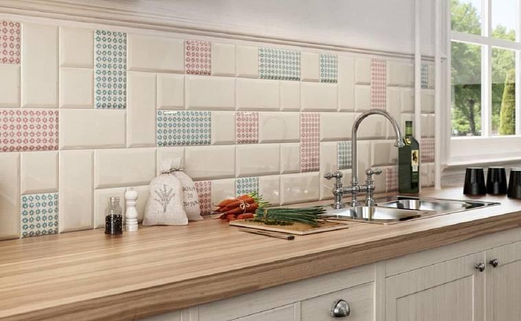Фартук для кухни: гид по материалам и дизайну, 80 фото