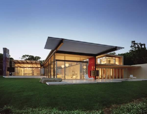 Красивые одноэтажные дома: их типы, проекты и фото