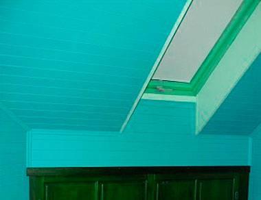 Этапы покраски дверей из массива