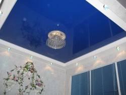 Что такое сатиновый натяжной потолок, как он выглядит, какой выбрать: матовый или глянцевый, подробное фото +видео