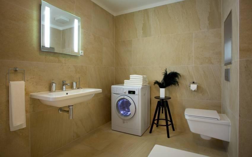 Дизайн ванной 2-3 метра: планировка, особенности, фото