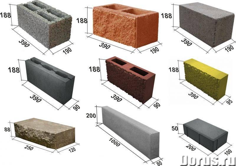 Ленточный фундамент фбс: достоинства и недостатки блоков