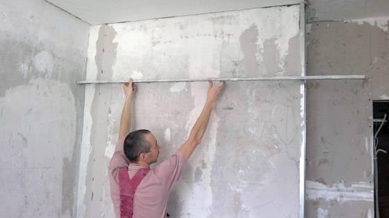 Как штукатурить углы стен своими руками | стройсоветы