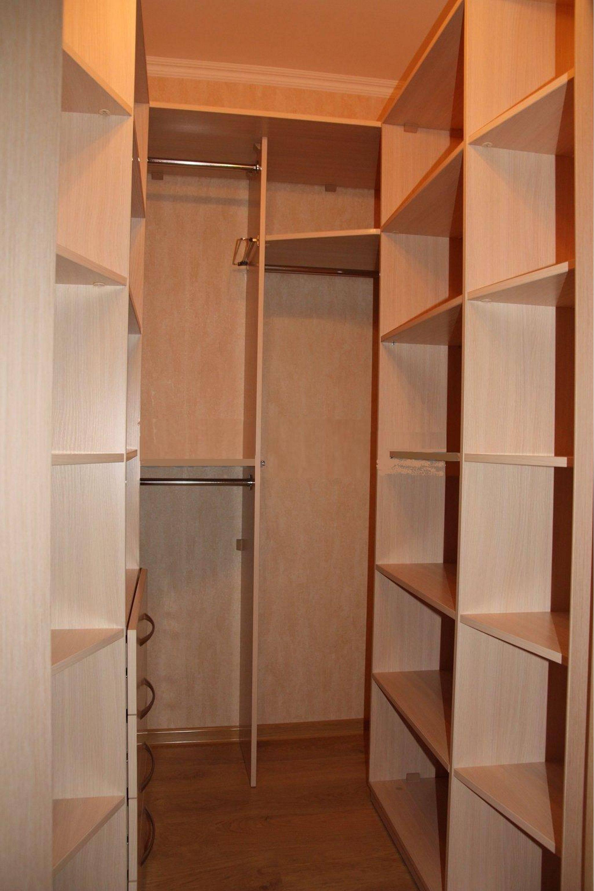 Гардеробные комнаты — дизайн проекты -фото