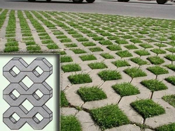 Как избавиться от травы между тротуарной плиткой? средства от сорняков
