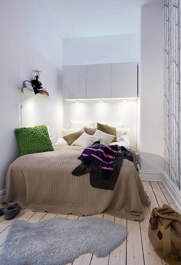 16 способов наслаждаться кроватью в углу