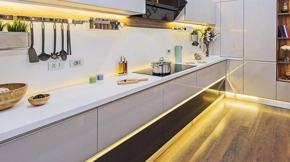 Светодиодная лента – как использовать при оформлении дизайна интерьера (90 фото-идей) – строительный портал – strojka-gid.ru
