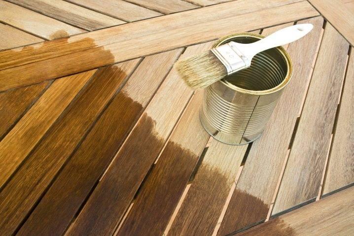 Антисептики и антипирены: выбор защитных пропиток для нанесения на деревянный пол