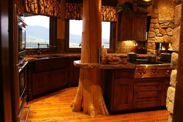 Уютно и самобытно: как оформить кухню в русском стиле (+93 фото-идеи дизайна)