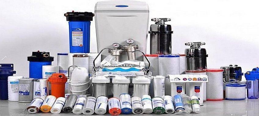Виды промышленных фильтров для очистки воды