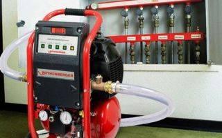 Для чего нужна опрессовка системы отопления и как она проводится