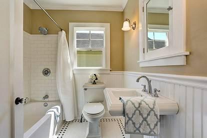 Ванная в современном стиле: дизайн интерьера, как выбрать плитку, мебель и сантехнику, как подобрать декор, как оформить маленькую комнату, фото готовых решений
