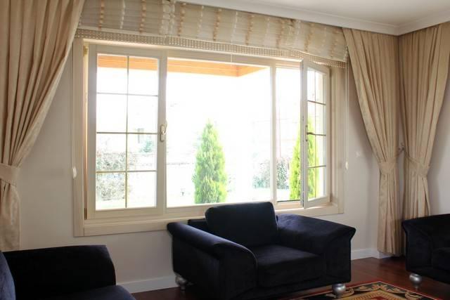 Раскладка на пластиковых окнах: декоративные фальш-переплеты, шпросы, виды, фото и установка