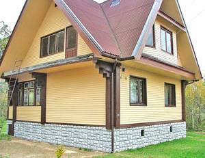 Чем обшить дом снаружи дешево и красиво: фото, рекомендации, видео