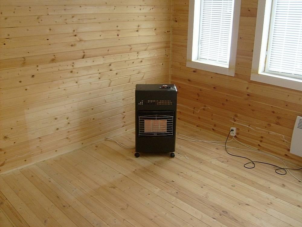 Можно ли нагреть дом только обогревателями и сколько это стоит