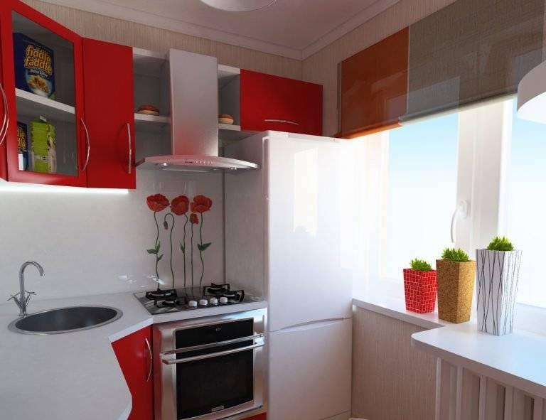 Дизайн кухни со встроенным холодильником — выбираем оптимальное место