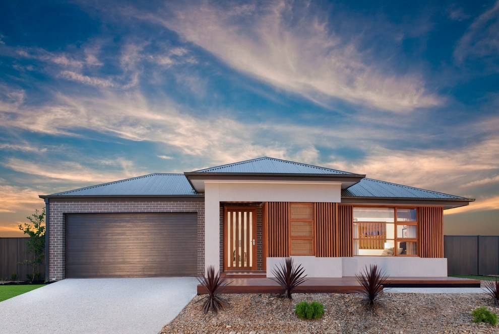 Дизайн маленького частного дома: особенности интерьера и 100 фото готовых решений