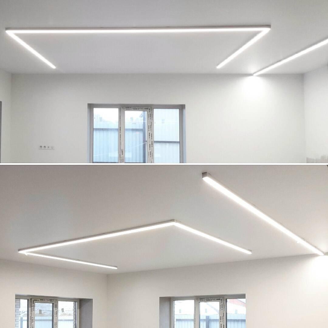 Люминесцентные светильники: виды, конструкция, правила выбора и монтаж