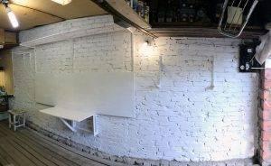 Чем покрасить стены в гараже: какой цвет выбрать, когда лучше производить малярные работы внутри, фото