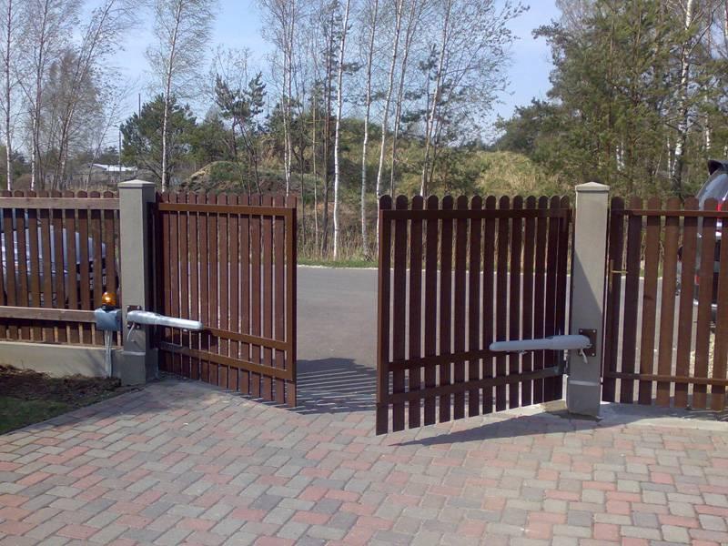 Схема фундамента под откатные ворота длиной 4 метра: этапы работ шаг за шагом