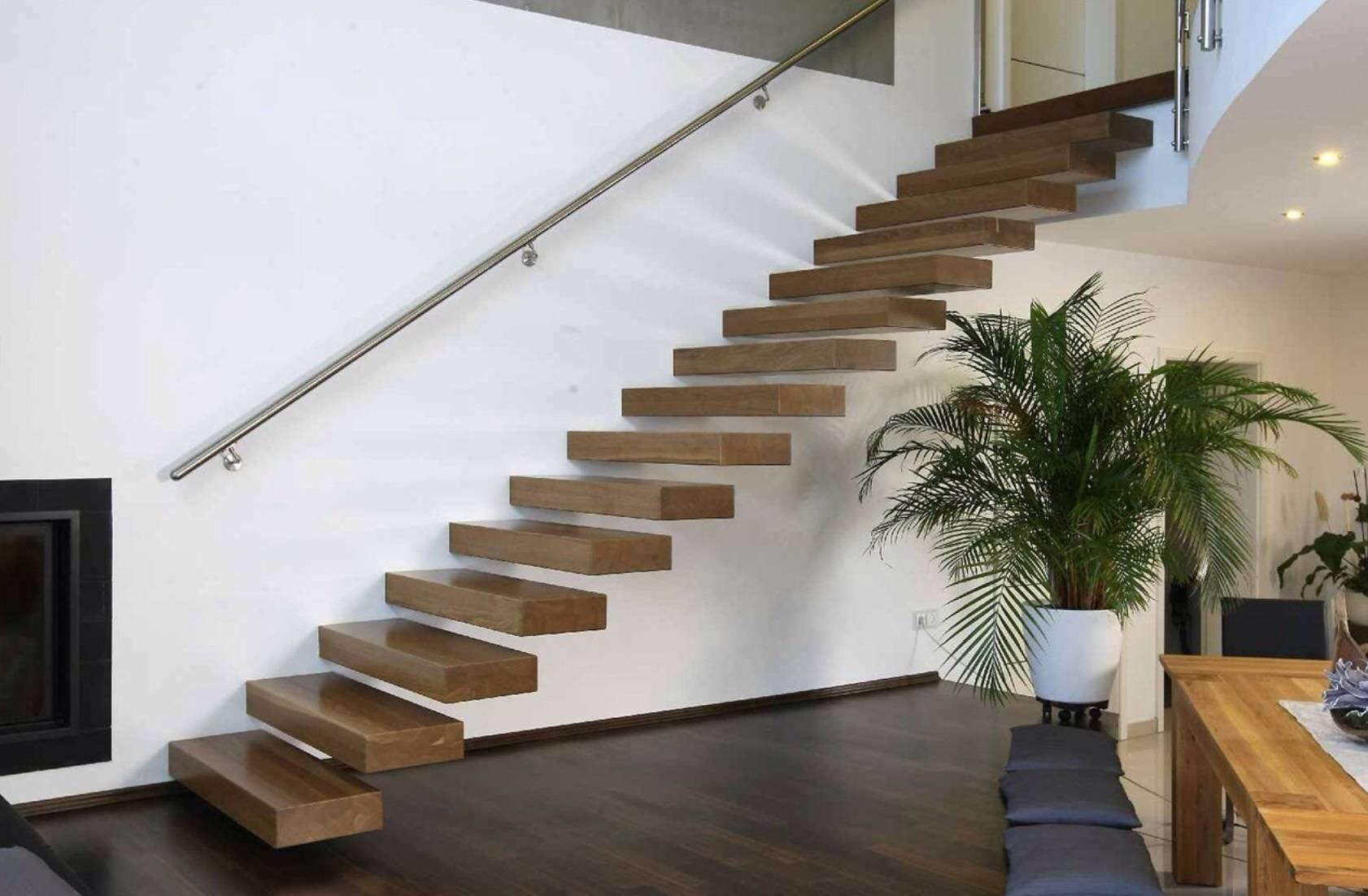 Виды лестниц по конструкции