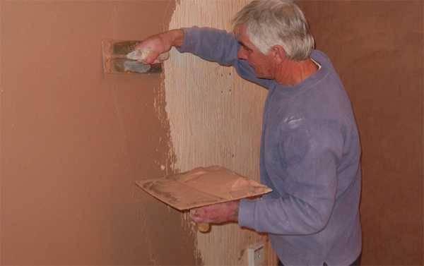 Расход шпаклевки на 1 м2 стены: финишной, стратовой
