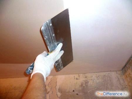Шпаклевка для стен под обои какая лучше, как правильно шпаклевать