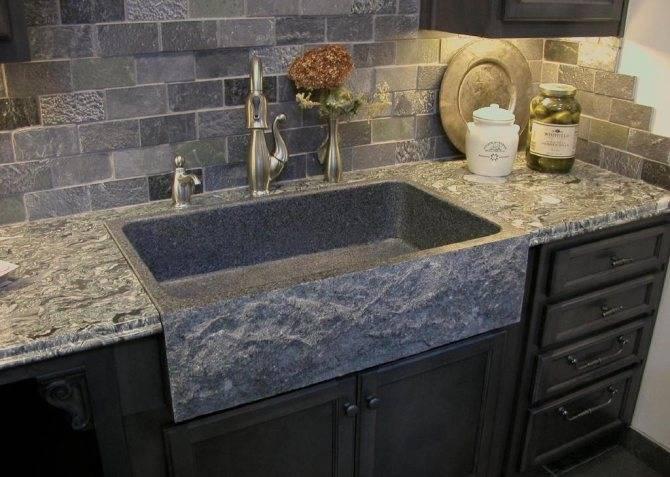 Каменная мойка для кухни: отзывы, плюсы и минусы. мойки для кухни из искусственного камня