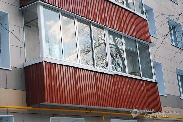 Ремонт лоджии: старого балкона, с нуля, как сделать своими руками