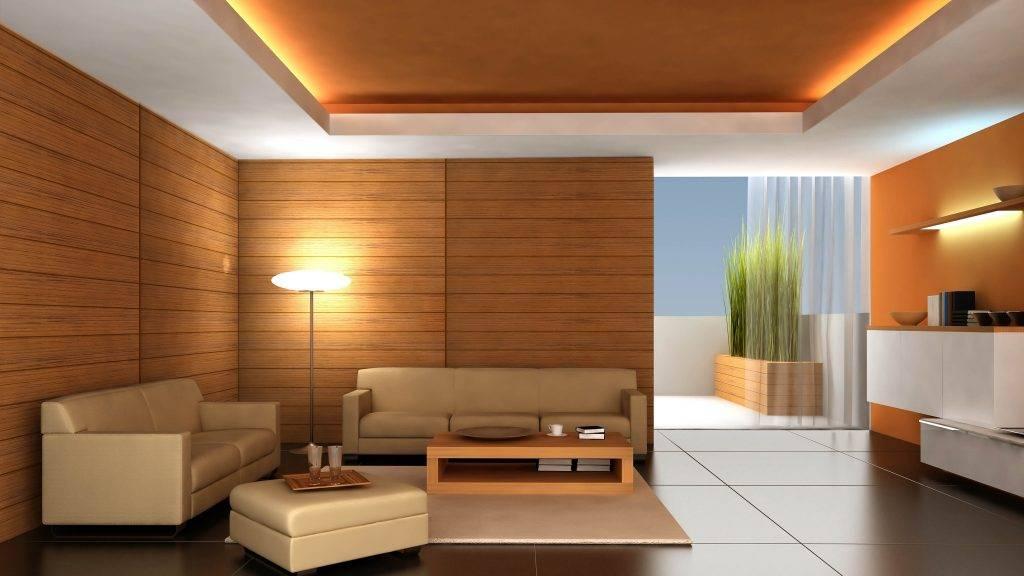 Как визуально увеличить высоту потолков?