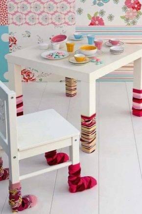 Детская мебель своими руками: деревянный столик. как сделать детский столик своими руками: видеоинформационный строительный сайт |