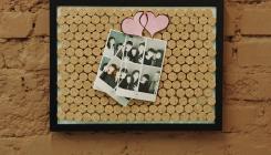 Пробковая доска на стену: универсальный органайзер для всей семьи