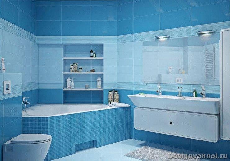 Синяя гостиная: 100 фото лучших примеров - дизайн интерьера