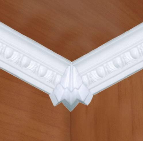 Как клеить потолочный плинтус из пенопласта – инструкция по монтажу