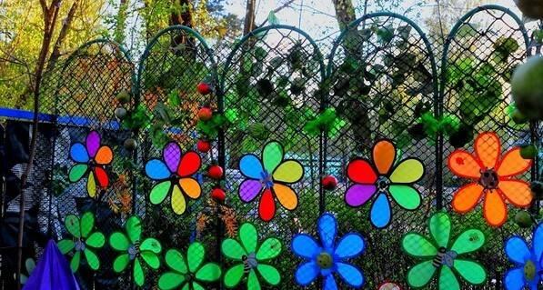 Забор для палисадника своими руками — разъясняем вопрос