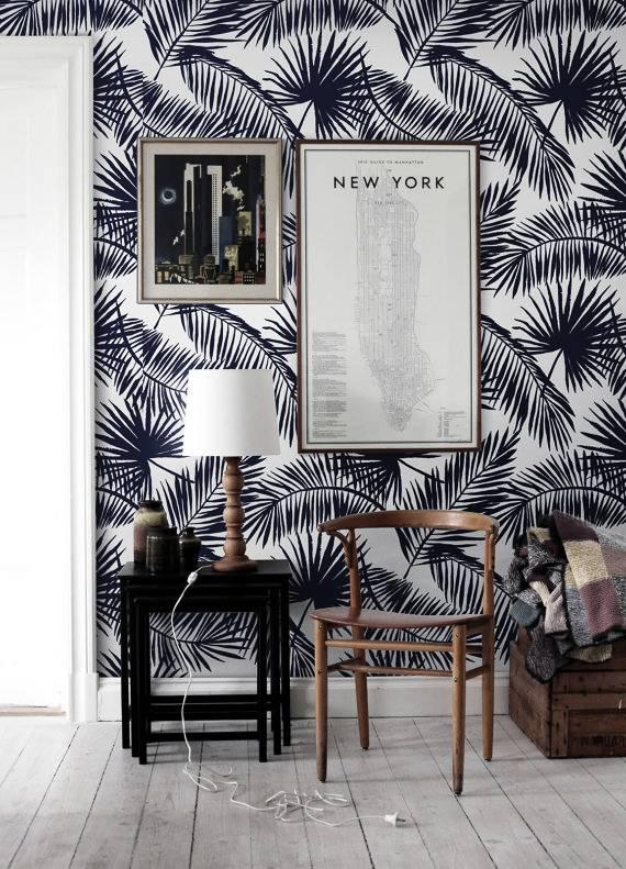 Графика в интерьере [100 идей арт-пространства в доме] 2019