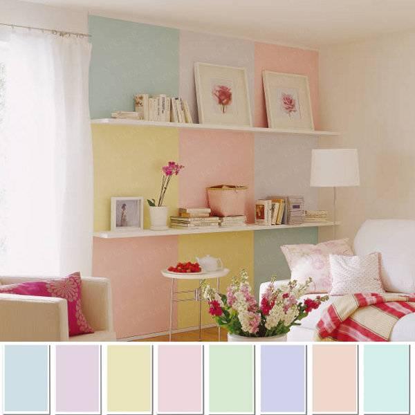 Маникюр в пастельных цветах: 100 фото идей и модных оттенков