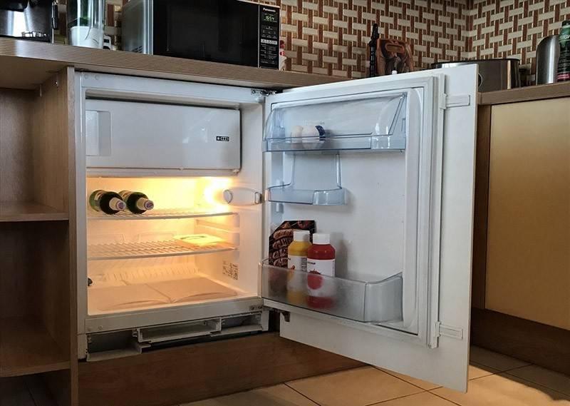 Встраиваемые холодильники: топ -10 лучших моделей