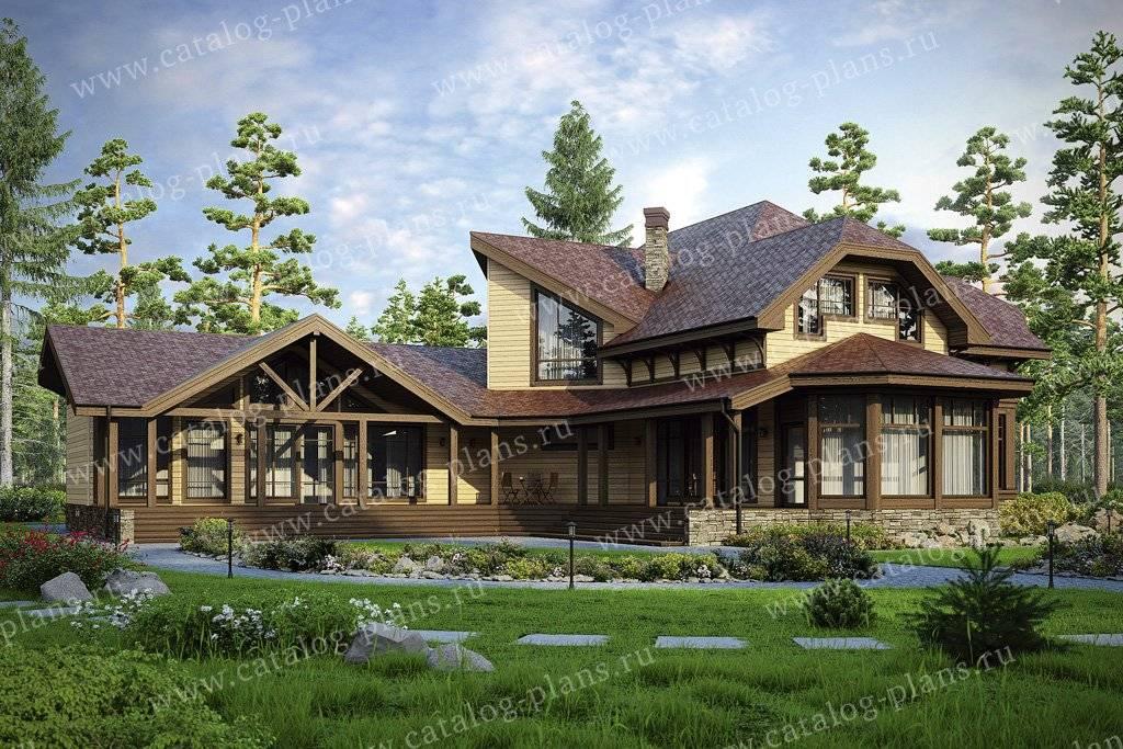 Дом из блоков и бруса и другие сочетания материалов для строительства комбинированных сооружений: камня, кирпича, дерева (бревна), пеноблоков и газобетона