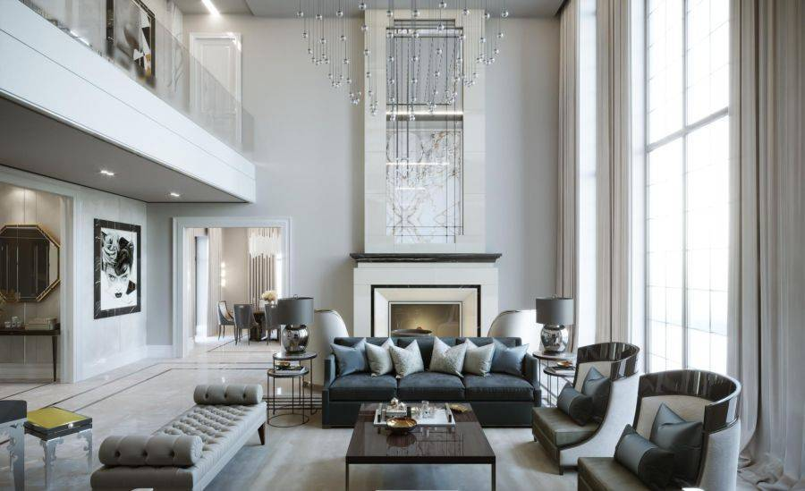 Дизайн интерьера загородного дома: 30 фото дизайн интерьера загородного дома: 30 фото