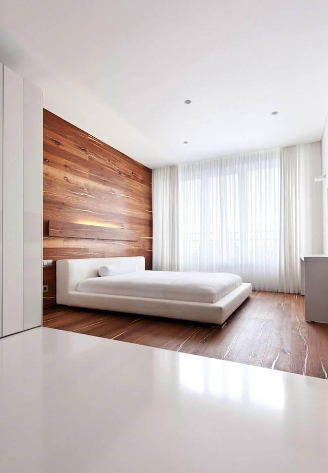 Спальня в стиле минимализм: фото (реальные) и идеи (нескучные)