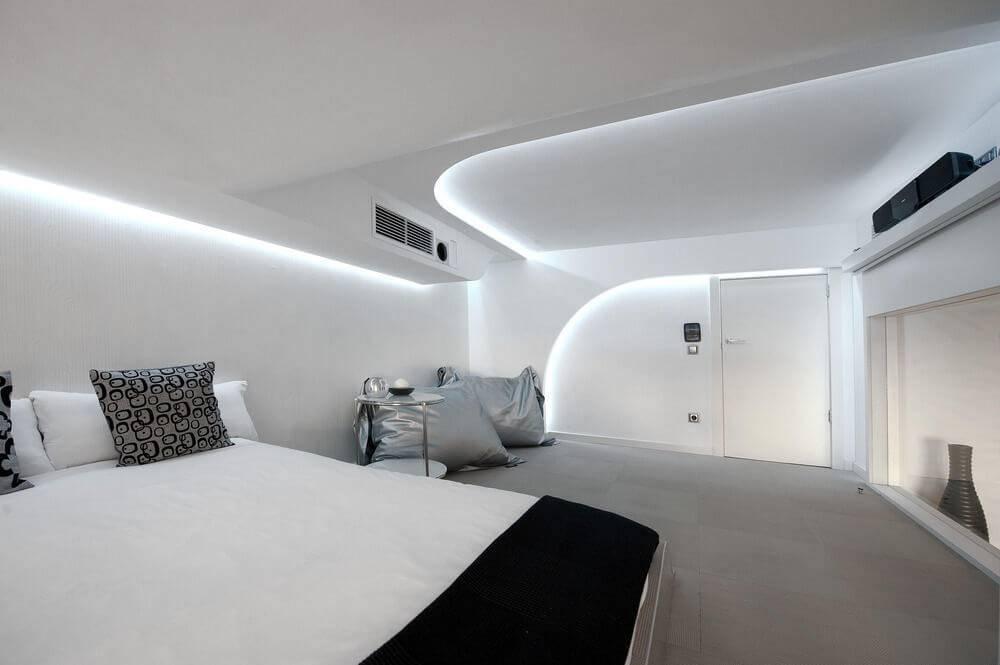 Стиль высоких технологий: Hi-tech в интерьере квартиры
