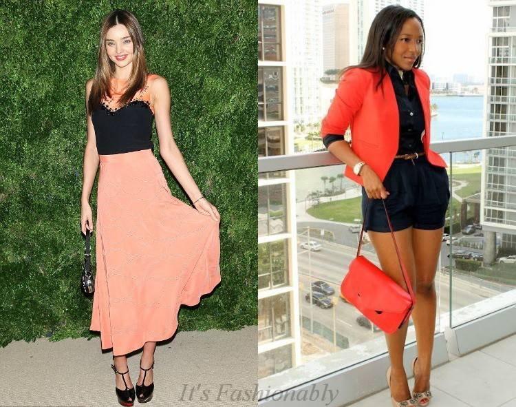 Коричневый цвет – платье, брюки, блузка, футболка, пиджак, юбка, туфли, сумки, маникюр, педикюр